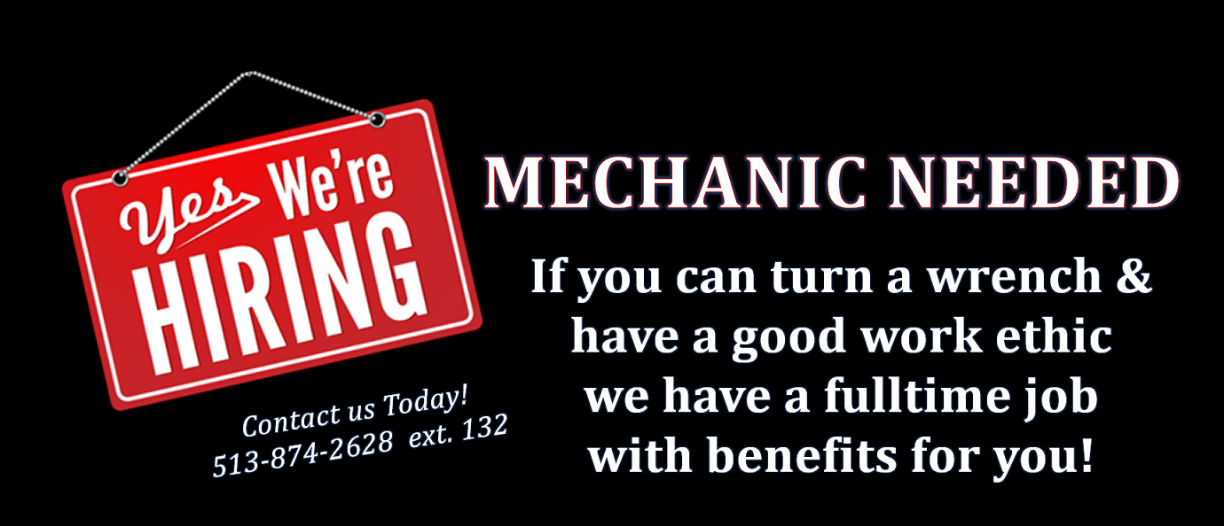 Mechanic Needed
