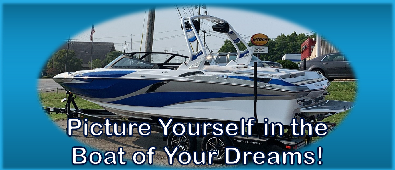 boat of your dreams